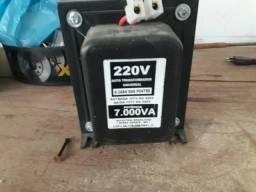 Vendo trasformador 127 para 220 ou 220 para 127