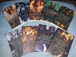 Coleção de Livros: A Saga do Bruxo Geralt de Rívia - The Witcher