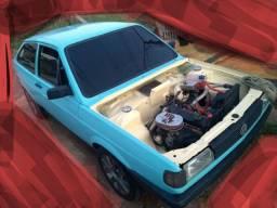 Gol 93 AP 1.8 Cofre Clean suspensão nova motor feito freio tudo ok
