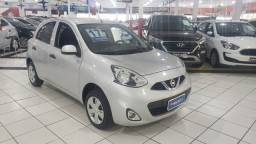 Nissan march 1.6 s manual