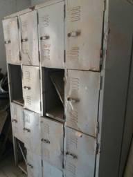 Armário de Aço 16 Portas
