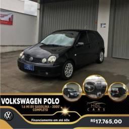 Polo 2004/2005 1.6 Mi 8v Gasolina 4p Manual