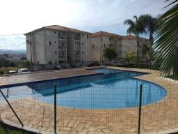 Apartamento 2 quartos em excelente condomínio em Pouso Alegre-MG. Aceito carro no negócio