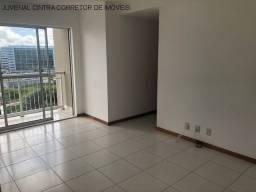 Alugo apartamento 3/4 com 1 suíte no cond. Itapuã parque!!!