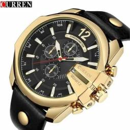Relógio de Luxo Importado Curren