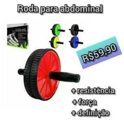 Roda para abdominal