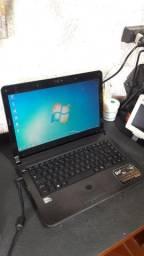 Notebook Positivo sim+ c/ teclado novo