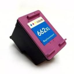 Cartuchos HP 662 XL Preto e/ou Colorido