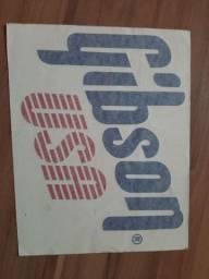 Adesivo Gibson USA