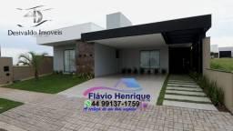 Casa de Alto Padrão no Condomínio Mirante do Rio Paraná