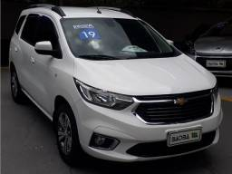 Chevrolet Spin 1.8 ltz 8v flex 4p manual - 2019