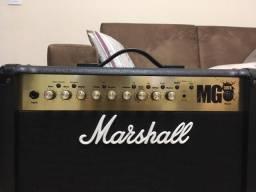 Amplificador Marshall MG 50 fx