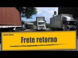 Caminhão vazio Chapecó e região até São José