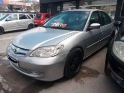 Honda Civic LXL 2005 Vtec Completo , Financia ate 48x , parcelo no cartao