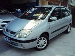 Renault Scenic Rxe 1.6 2002 Completissima / Impecável / Vale A Pena Conferir..!