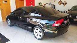Honda Civic LXS 1.8 FLex Automático 2007