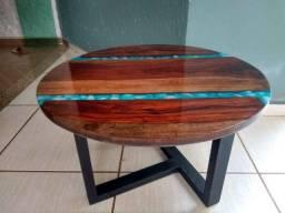 Mesa de centro River Table
