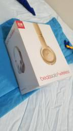 Fone de Ouvido BEATS SOLO 3 WIRELESS - Gold e Black Edition