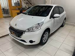 Peugeot 208 Active 1.6 ano 2015 completo