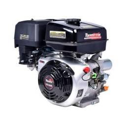Motor toyama 15 HP novo com partida elétrica.