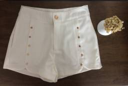 Lindo Short Off White