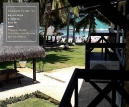 T.M - Excelente casa em Carneiros 600 m², sala 3 ambientes, 5 suítes