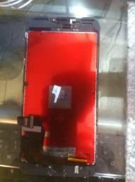 Tela iPhone 7 Plus Preta Nova