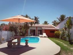 Aluguel para Temporada Casa de Praia Recanto do Sossego - Coroa Vermelha-Porto Seguro/BA
