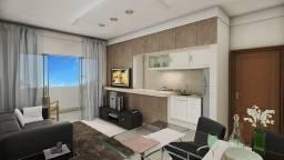 Apartamento 2 quartos com suíte 500m parque cascavel pronto pra morar