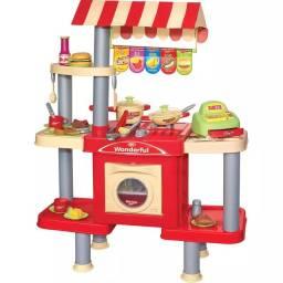 Loja de conveniência infantil/Mercadinho turma da Mônica