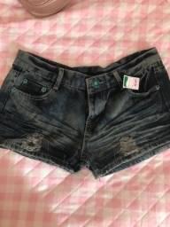 Shorts por R$15,00