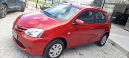 Toyota Etios 1.5 Automático/Conrad Veículos