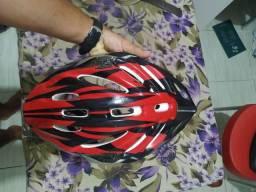 Capacete ciclista