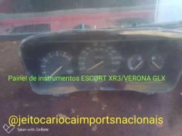 Painel de instrumentos ESCORT XR3/VERONA GLX
