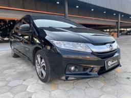 (F) Honda City Ex 1.5 At. 2016 - Baixo km - Ar Digital