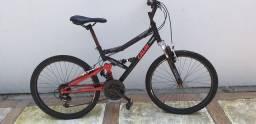 Bicicleta Caloi Shok 21 Marchas
