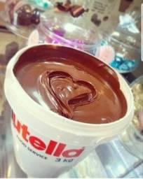 Nutella 3kg KitKat Charge e Alpino 2,1kg