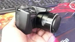 Câmera Canon PowerShot SX500 SI 16MPX 30x Zoom Ótico