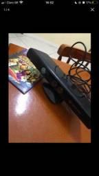 Kinect xbox360 + jogo