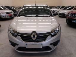 Título do anúncio: Renault Logan Life 1.0 2020 Completo