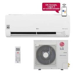 LG dual inverter voice 36mil btu quente/frio