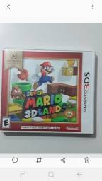 Jogo Super Mario 3D Land