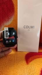 COLMI P8 SMARTWATCH com 3 pulseira extra.