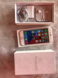 IPhone 6s 32gb Rose Aceito Trocas