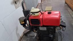 Vendo Gerador de 15 kv, agrupado em um motor 30 HP Tramontine novo.