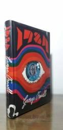 Livro 1984 Capa Dura