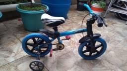 Bicicleta Infantil de 2 a 5 anos