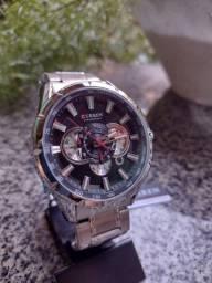 Relógios Cronógrafo Multifuncional, na Caixa! Ótimo presente!