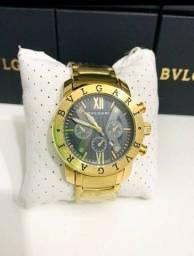 Título do anúncio: Relógio Bvlgari 1° linha