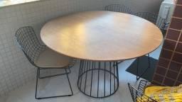 Título do anúncio: Mesa e cadeiras Tokstok